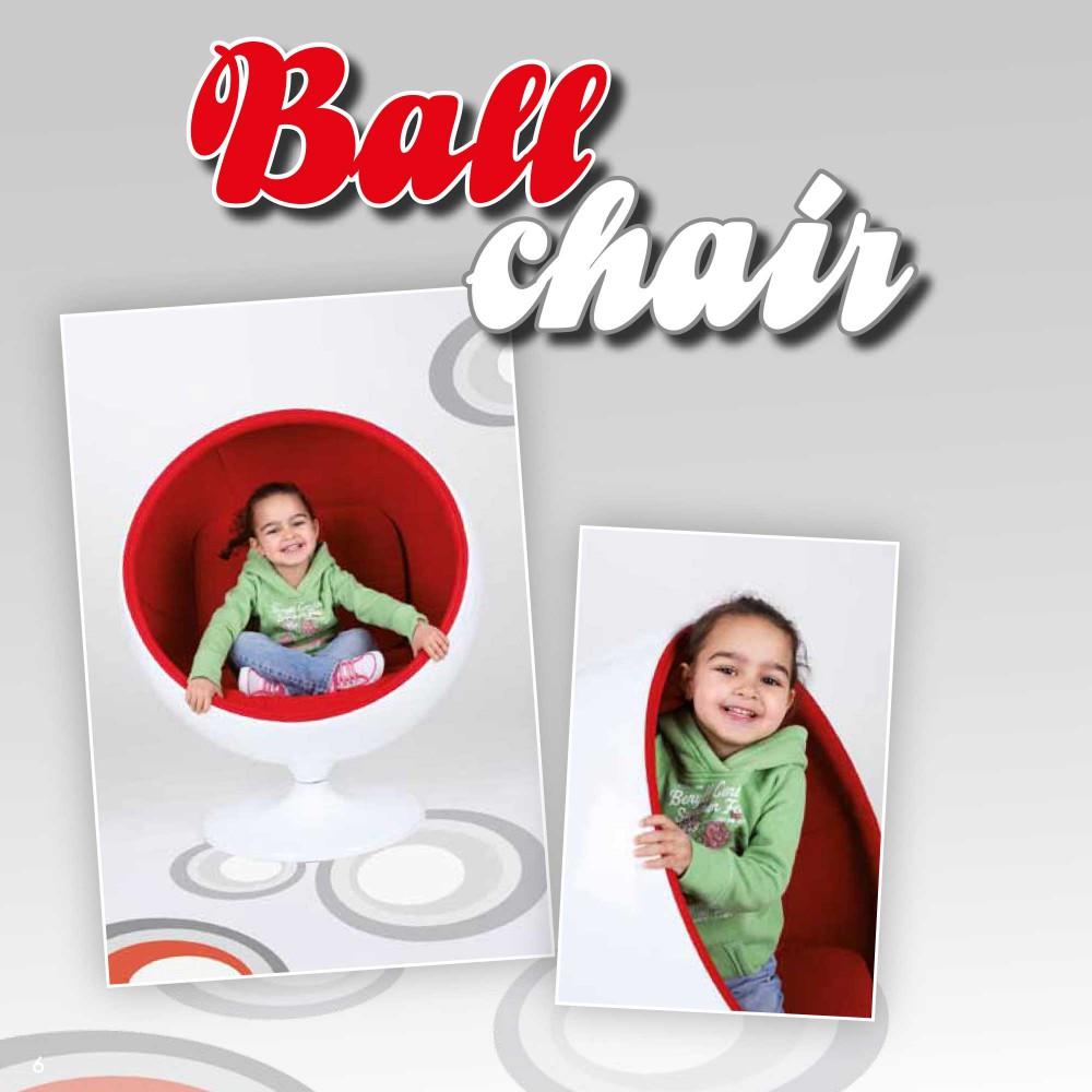 Kindergartenfotografie mit Ballchair