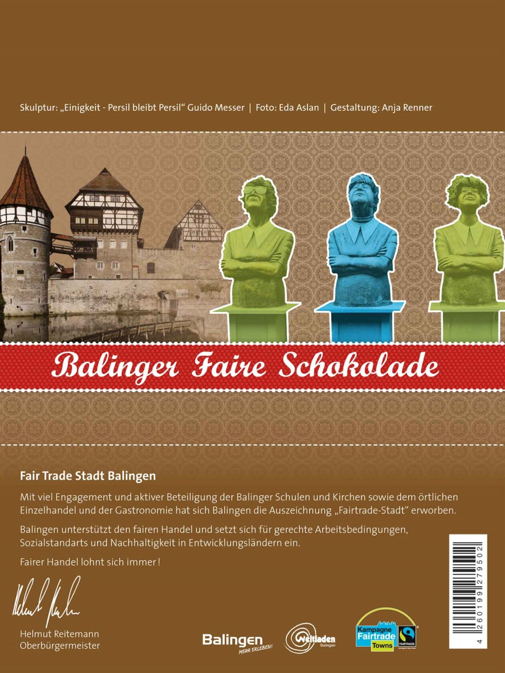 Balinger Fair Trade Schokolade