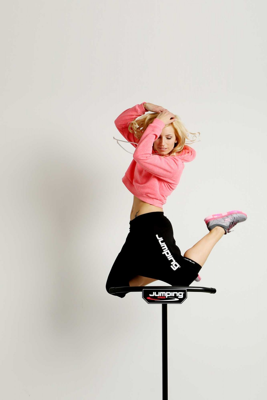 Melanie Laurin Jumping Fitness Albstadt